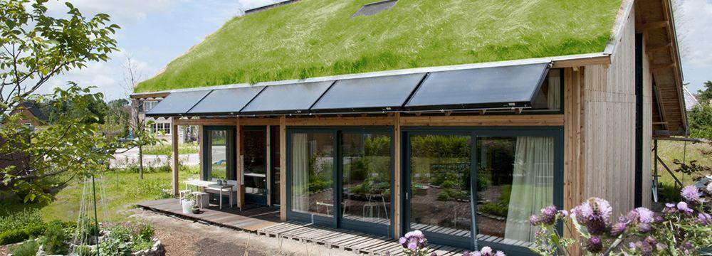 Een energieneutraal huis zoek je nog inspiratie for Huis energieneutraal