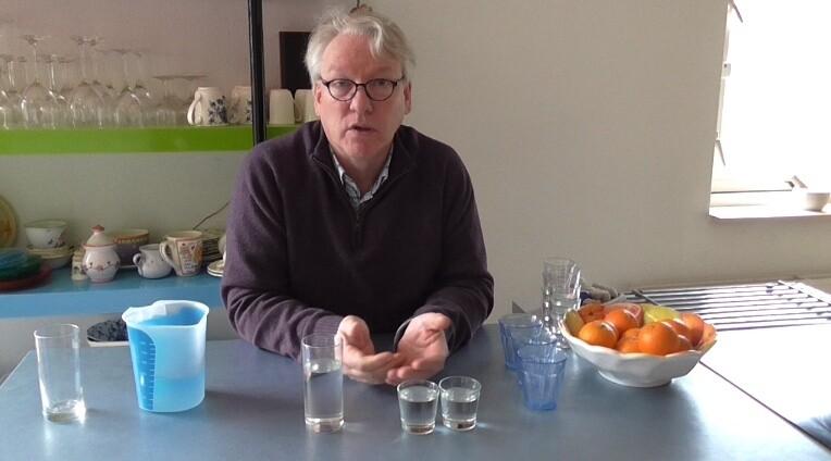C.P Goossen - interview energieverbruik