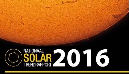 Nationaal Solar Trendrapport 2016