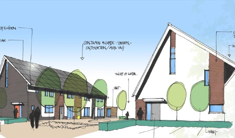 Woon jij straks ecologisch in ecowijk De Kiem?