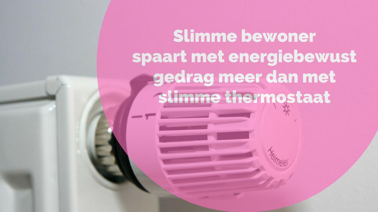 slimme thermostaat blog Woontlekker