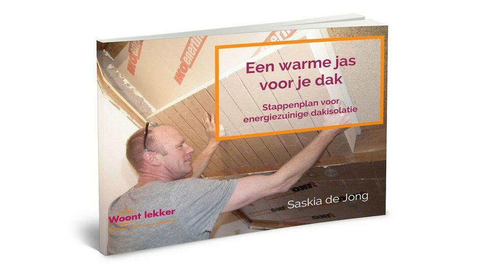 Stappenplan energiezuinige dakisolatie in gratis e-book