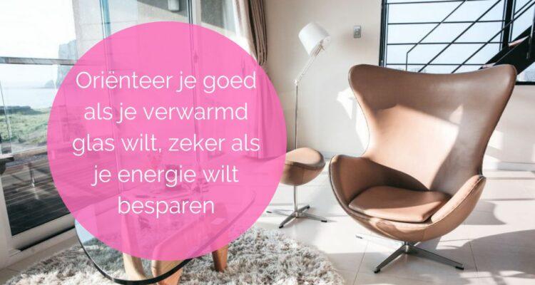 Glas met elektrische verwarming: de ruit als radiator